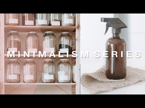 SIMPLE WAYS TO REDUCE WASTE [Minimalism Series]