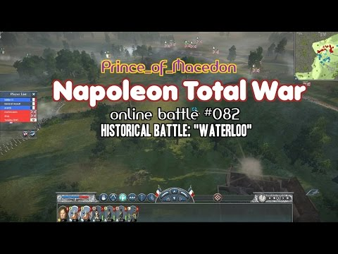Napoleon Total War online battle #082 (with connection lag)