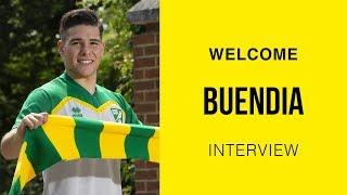 EMILIANO BUENDIA Joins Norwich City