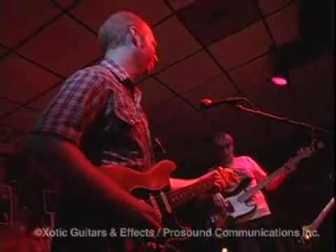 Oz Noy,Will Lee and Anton Fig Live at Baked Potato,Sep 28 2005 Part1