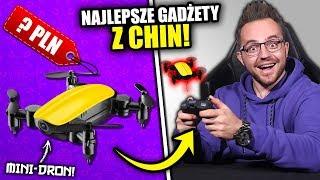 Sprawdzam NAJLEPSZE GADŻETY Z ALIEXPRESS! *mini dron*