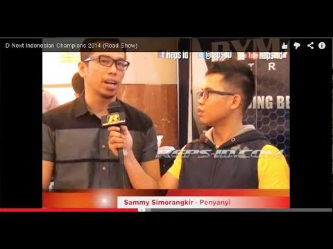 D Next Indonesian Champions 2014 (Road Show)