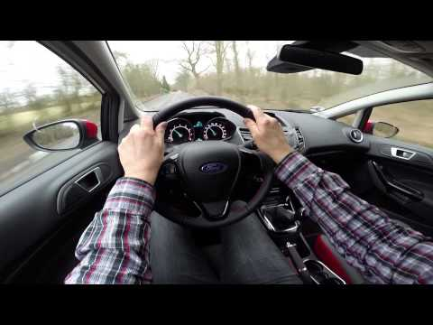ford fiesta red and black edition 10 ecoboost 140 hk youtube. Black Bedroom Furniture Sets. Home Design Ideas