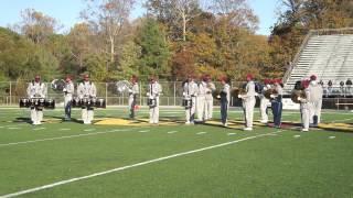 BSU vs VUU 2013 Drumline Exhibition