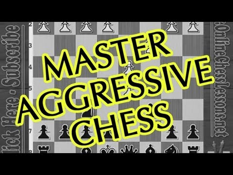 Chess For Beginners ⚔ How To Attack! (FM Lilov)