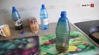 Жители ГРЭСа просят Жданову избавить их от мутной воды с червями