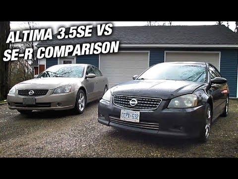 altima-3.5se-vs-se-r-comparison-and-differences