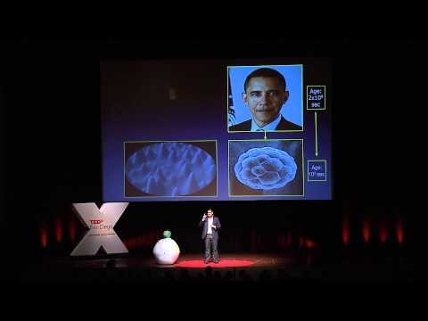 Going to the ends of the Earth to discover the beginning of time | Brian Keating | TEDxSanDiego