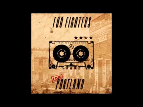 Foo Fighters Live @ Satyricon, Portland 1995 (First Foo Fighters Live Recorded Show!)