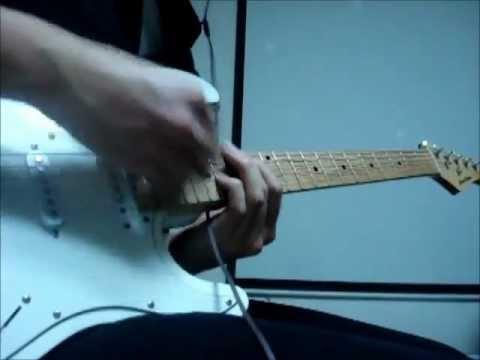 Unison Square Garden Counter Identity guitar cover (カウンターアイデンティティ)