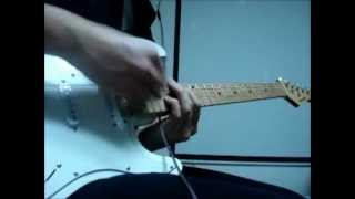 The song belongs to Unison Square Garden. Used my friends guitar fo...