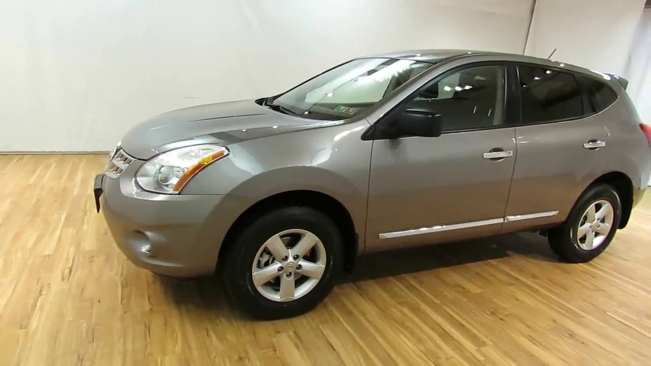 2012 nissan rogue s rear cam special edition carvision youtube 2012 nissan rogue s rear cam special edition carvision vanachro Image collections