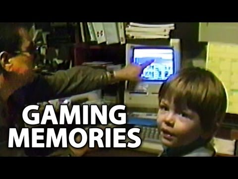 What's Your Earliest Video Game Memory?