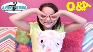 Questions and Answers with Acroanna