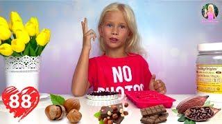Рецепты для детей: полезный шоколад