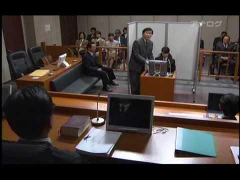 【痴漢冤罪】法廷で弁護側の証拠掲示に戸惑う被害者とされる女(佐津川愛美さん)