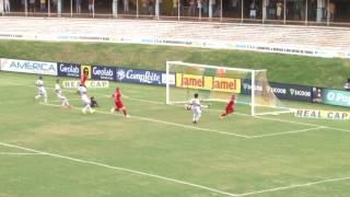 Goianão 2017: Gol de Matheus Anderson na vitória do Vila Nova diante do Anápolis