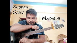 Mayabini Guitar Cover by Partha Saikia