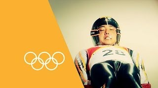 Olympic Games Debuts - Luge Relay | 90 Seconds Of The Olympics