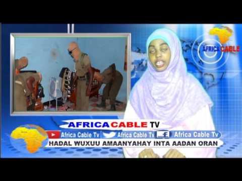 QODOBADA WARKA AFRICA CABLE TV BY XAMDI DHOOL 24 5 17