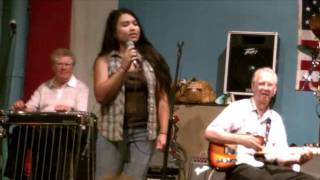 "Mary Ellen - Aug 6, 2011 - Sings ""For Reasons I"