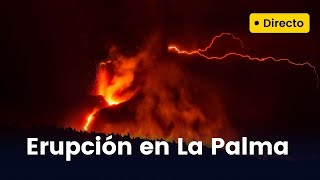DIRECTO | Volcán de La Palma: día 32 de la erupción