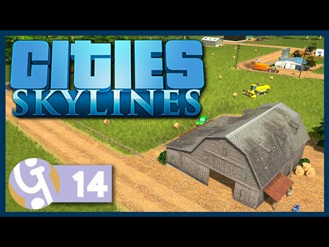 🏡 Farming Community | Let's Play Cities: Skylines #14