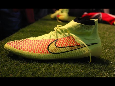 design nike football boots