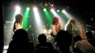 2010.3.6高円寺MISSION'S〜爆音の宴Vol.7〜 FLATHANGER 1st. LIVE.