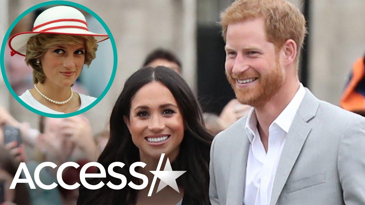 Meghan Markle & Prince Harry's $20M Malibu Home Has A Princess Diana Connection