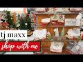 TJ MAXX CHRISTMAS 2018 SHOP WITH ME | CUTE CHRISTMAS DECOR