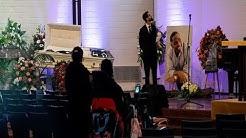 Bilder der Trauer: So wird Alphonso Williams beigesetzt