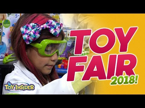 The COOLEST TOYS at TOY FAIR 2018!