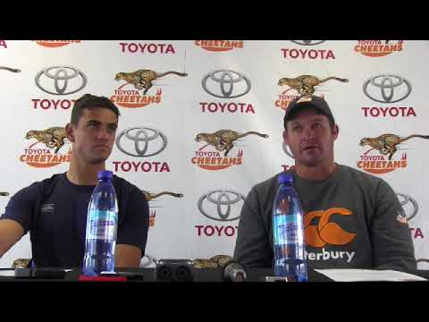 Sharks vs Toyota Free State Cheetahs - pre-match
