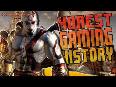 The VIOLENT Origins of Kratos   Honest Gaming History