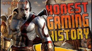 [God of War] The VIOLENT Origins of Kratos | Honest Gaming History (Origin Story)