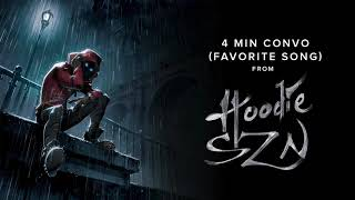 A Boogie Wit Da Hoodie - 4 Min Convo (Favorite Song) [Official Audio]