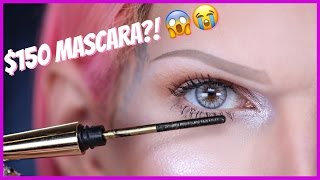 $150 STAINLESS STEEL MASCARA WAND! First Impressions | Jeffree Star