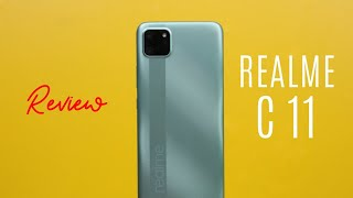 realme C11 Unboxing & Review - Refreshing 2020 Design | Hindi