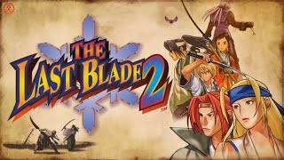 The Last Blade 2 - Gameplay | Arcade Mode [PS4 / 1080p 60fps]