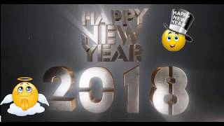 HAPPY NEW YEAR EVERYONE 2018