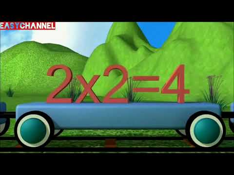Multiplication Tables 2 To 10  Multiplication Songs Fo