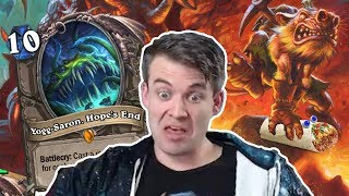 (Hearthstone) Voidlord VS Our Lord Yogg Saron