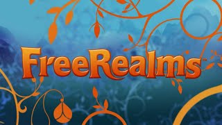 Building A Treehouse In Free Realms With Beau, 6/8/12