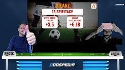 BUNDESLIGA VORHERSAGE TIPPS #14 - Unsere Prognose & Tipphilfe zum 14. Spieltag 2019/2020