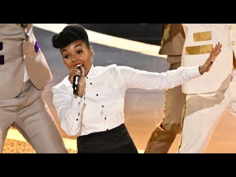 Janelle Monae celebrates being 'a black queer artist' in Oscars ...