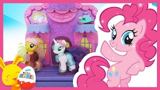 My Little Poney: Le petit poney s'habille pour le bal - Histoire jouets - Touni Toys Titounis