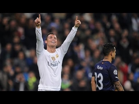 Real Madrid 8 X 0 Malmö Champions League |1080P HD