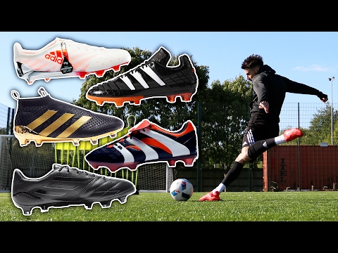 9fdc72a845be BILLY'S EPIC adidas BOOT COLLECTION! FINALLY REVEALED! - YouTube