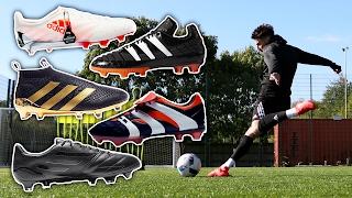 BILLY'S EPIC adidas BOOT COLLECTION! FINALLY REVEALED! thumbnail